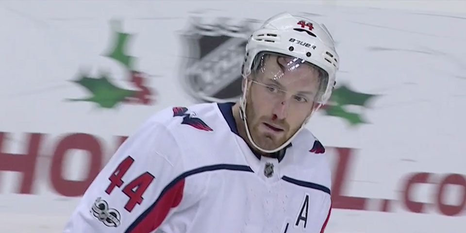Brooks Orpik is day-to-day with lower-body injury ea98f06af1b9