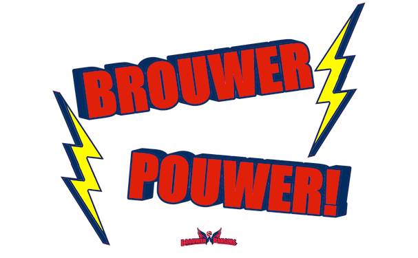 Brouwer Power sign
