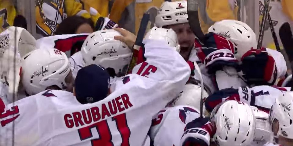 We did it   Fan makes brilliant hype video after Capitals defeat Penguins  in second round baed26886caa