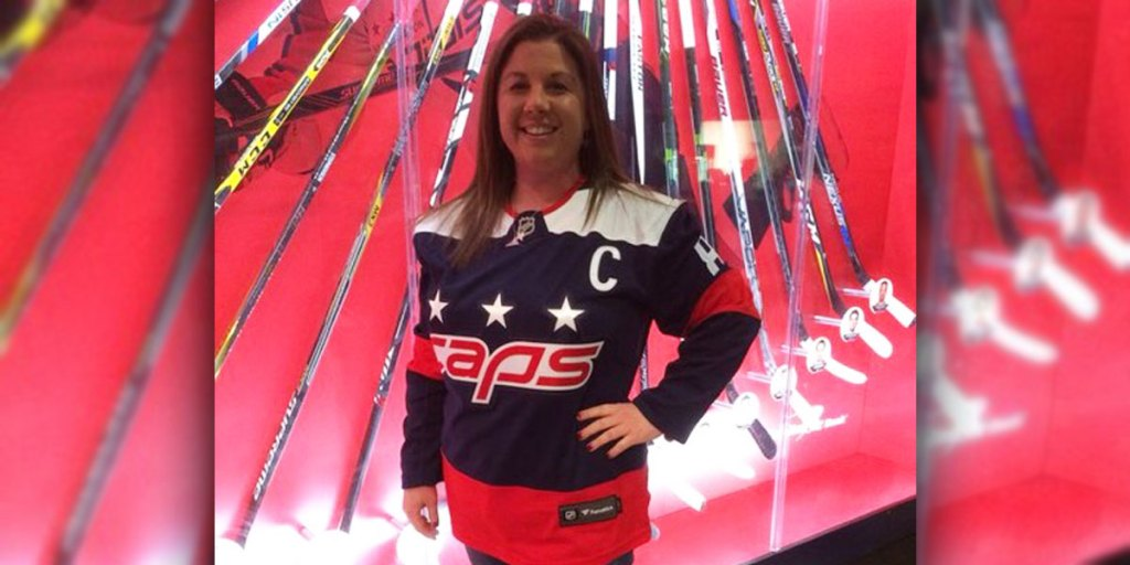 dcdd1cf888c Capitals Stadium Series jerseys now available for purchase at Capital One  Arena and NHL.com