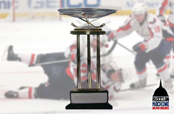 Can The Washington Capitals Win The Presidents Trophy This Year?