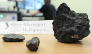 Shards of the Chelyabinsk Meteor