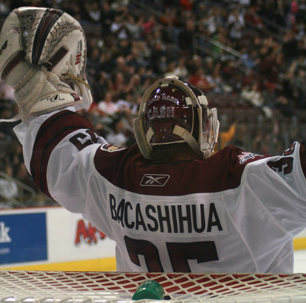 Jason Bacashihua in Net
