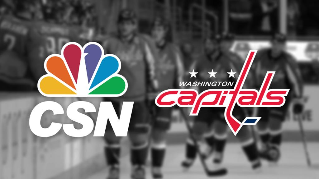 CSN Mid-Atlantic subscribers can now stream live Caps games
