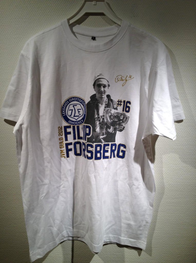 san francisco 86c92 11668 Filip Forsberg Scores Two Goals, Leksand Essentially ...