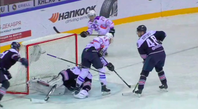 Ilya Samsonov suffers concussion in game against HK Lada fadae5f29092