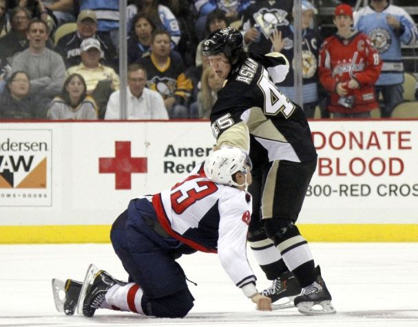 Jay Beagle fight