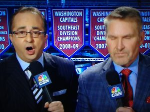 Joe B suit of the night: Craig WHAT IS THAT THING ON YOUR FACE
