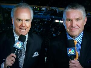 Joe B suit of the night: seizure warning