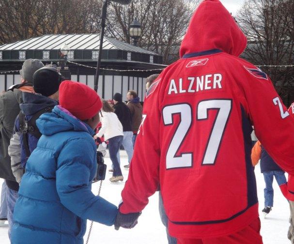 karl-alzner-holding-hands