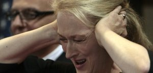 Even Meryl Streep can't pretend to like Jim Cornelison