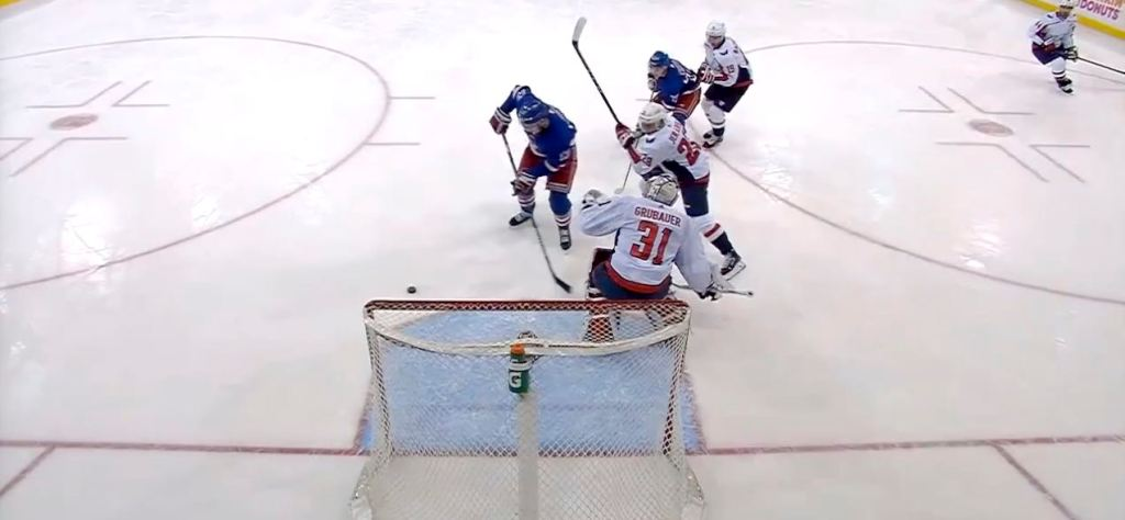 b91ba03f3 Capitals to recall Pheonix Copley again after Philipp Grubauer suffers  minor injury against Rangers