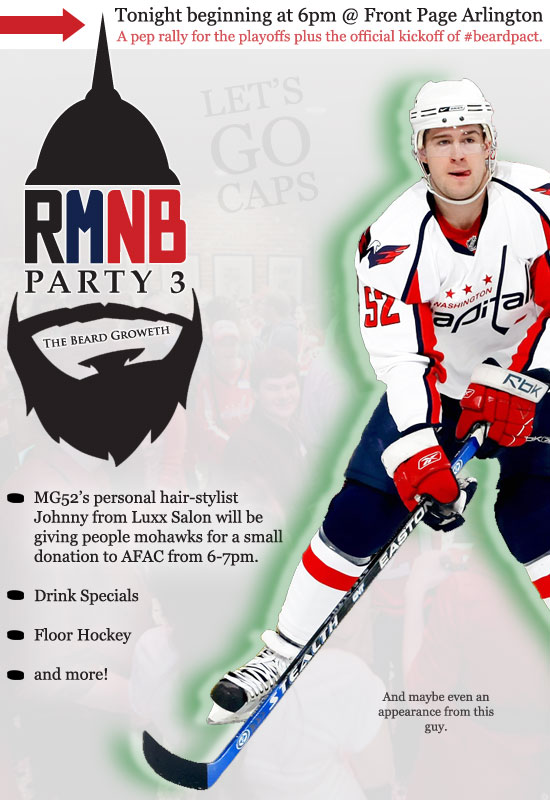 RMNB Party 3: The Beard Groweth