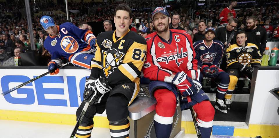 8f3321f5b75 Sidney Crosby passes Alex Ovechkin for 48th on the NHL s all-time points  list