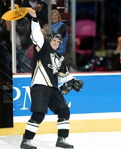 Gary got his wish: Sidney Crosby and his Pittsburgh's idiotic fanbase will host the 2011 Winter Classic.