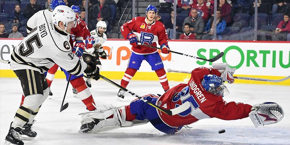 38b4f227699 Travis Boyd scores four goals in Hershey s 6-3 win over Laval Rocket.  Capitals prospect Travis Boyd had the biggest game ...