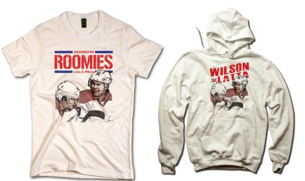 Caps Roomies Shirt