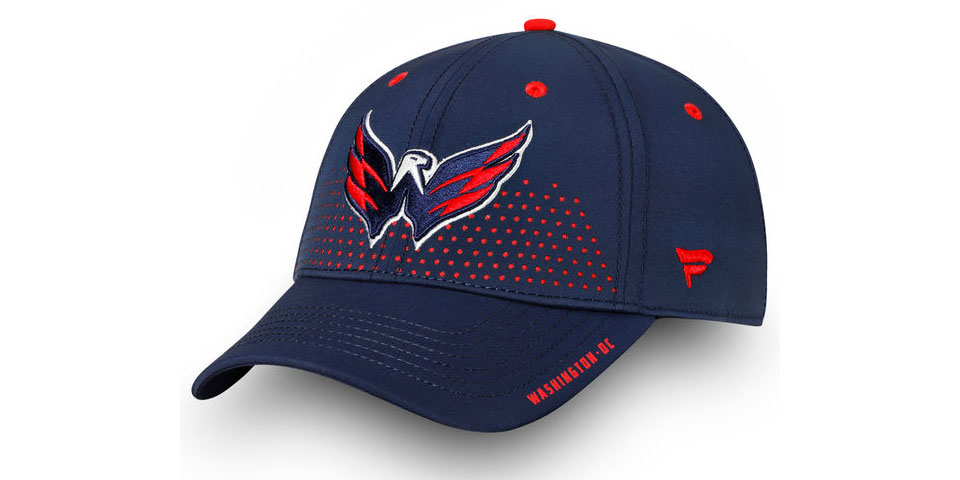 The Capitals online store sold out of Draft hats before the 2018 NHL Draft  started 9d2b7647d7d