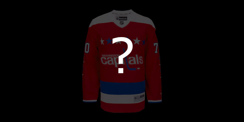 official photos 16609 a8828 The Capitals will have a third jersey for the 2018-19 season