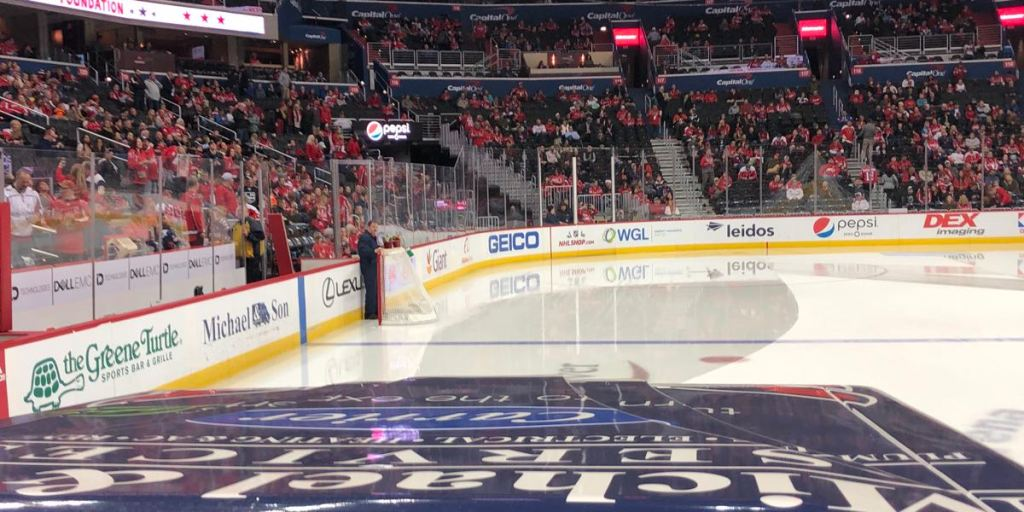 96458cc5c1f I rode the Olympia ice resurfacer during intermission. This is what ...