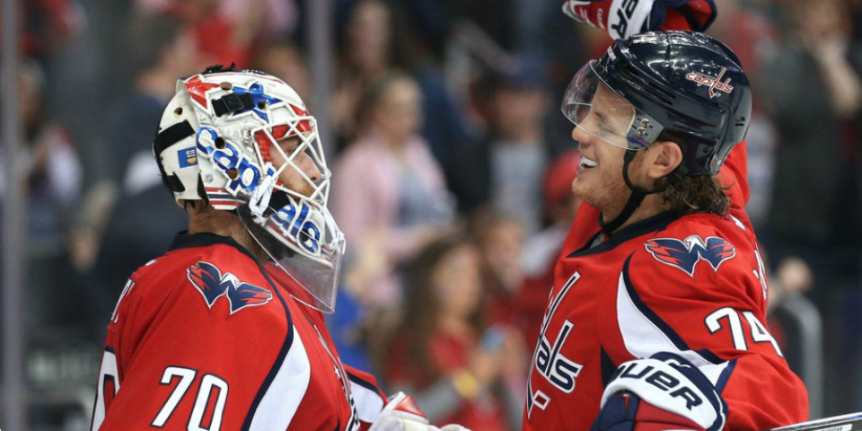 Braden Holtby And John Carlson Named To 2019 Nhl All Star Game Rmnb