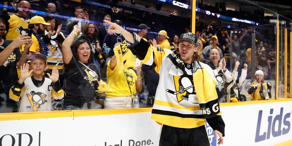 Washington Capitals acquire forward Carl Hagelin from Kings