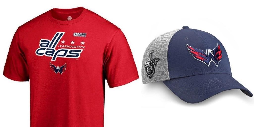9f0e7044420 NHL shop releases new Capitals' playoff merch, Metropolitan Division champions  gear