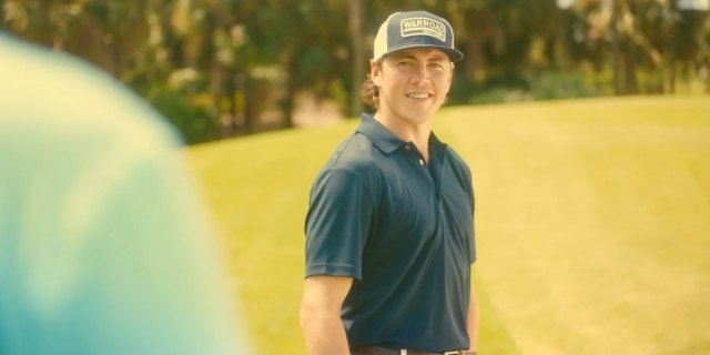 TJ Oshie's a natural actor in this nearly six-minute SAP commercial with golf legend Ernie Els