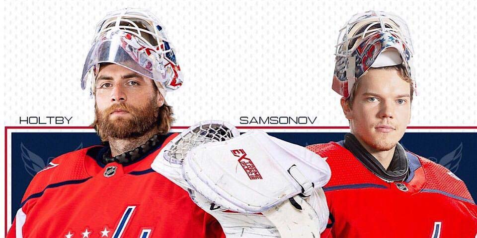 Ilya Samsonov Will Back Up Braden Holtby As Capitals Place Pheonix Copley On Waivers Rmnb