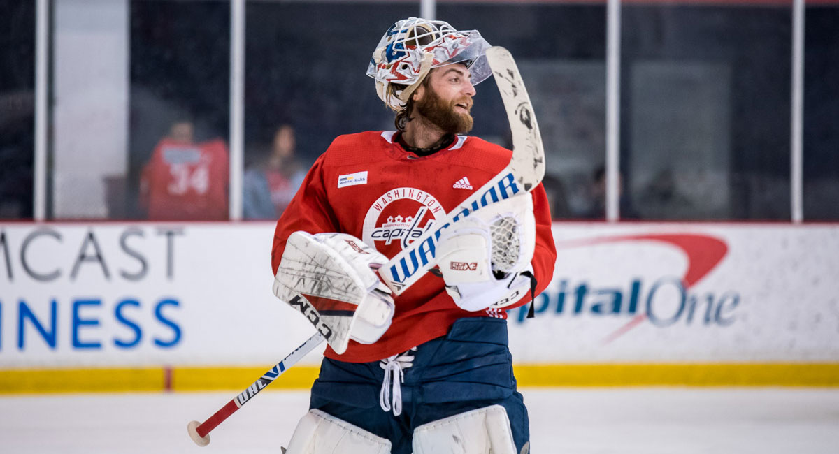 Braden Holtby Calls Pekka Rinne S Goalie Goal Awesome Has Given Up Trying To Score One Himself Rmnb