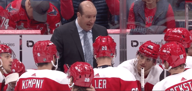 Don't do that again, ever: Devils beat Caps 5-1