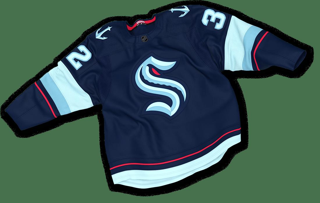 seattle kraken logo and jersey tigerdroppings