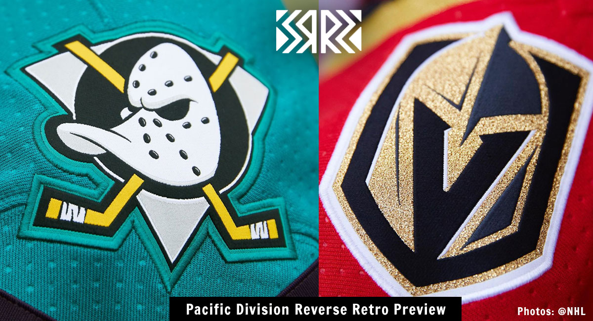 Pacific Division Teams Share Preview Images Of Their Nhl Reverse Retro Jerseys