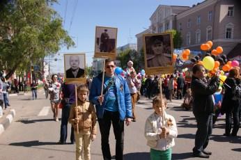 Victory Day Russia Immortal Regiment