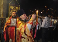 Cross Procession Easter Russia