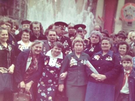Veterans Victory Day Soviet Union