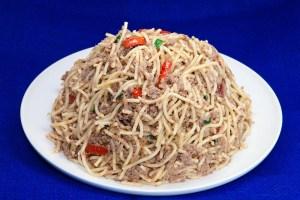 Pasta Russian Navy Style