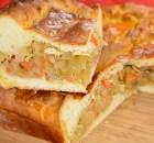 Cabbage Pie – Пирог с капустой