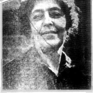 София Павловна Римская-Корсакова/ур. Фауштейн/ в 1930 году