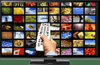 Большой выбор каналов телевидения на родном языке