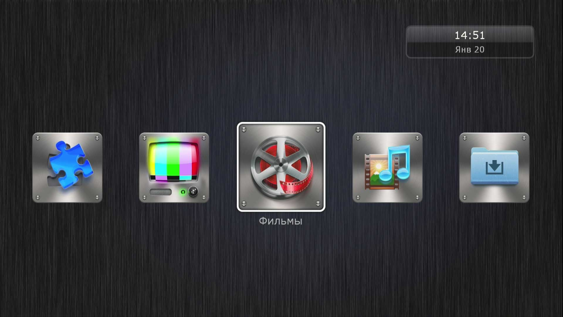 Приставка Dune HD SmartBox 4K Plus