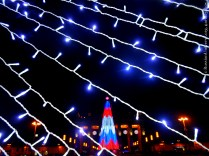 Christmas tree in Russia 3