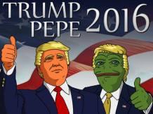 Trump Pepe 2016
