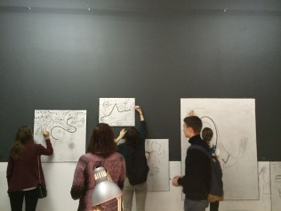 Interactive Exhibit as part of 'The New Reality'
