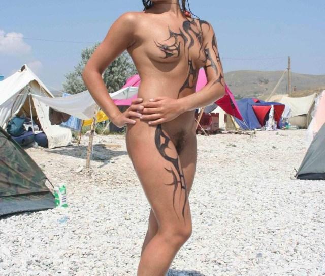 Russian Hairy Girl Naked On Beach Jpg