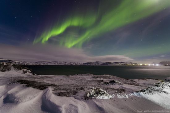 How Far North See Northern Lights