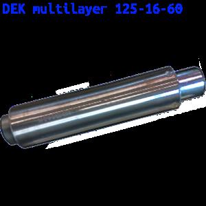 DEK multilayer 125-16-60