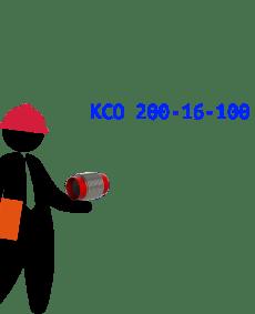 КСО 200-16-100