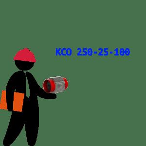 КСО 250-25-100