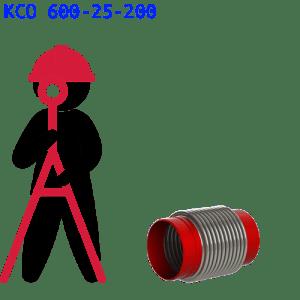 КСО 600-25-200